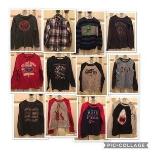 Boys Sz. S (6-7) shirt bundle 👕
